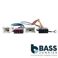T1 Audio T1-13 Nissan MICRA 2005 on Car Stereo Radio ISO Harness Adaptor Wiring