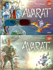 RAT-MAN AVARAT Serie Completa 1/2 (Panini Comics 2010) Special Events 72 73 3D