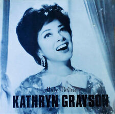 KATHRYN GRAYSON - MAKE BELIEVE - STILL SEALED LP