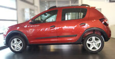 Baguette protection latérale türschutz pour Dacia sandero stepway II Hatchback 2012 -