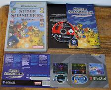 Jeu SUPER SMASH BROS MELEE sur Nintendo Game Cube GC PAL Remis à neuf Version FR