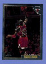 MICHAEL JORDAN 1998-99 Topps Chrome  #77 Chicago Bulls      5370