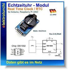 Echtzeituhr-Modul / Real Time Clock RTC für Arduino, Raspberry Pi DS1302