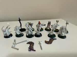Warhammer 40k: Sisters of Battle, Inquisition, Inquisitor Out of Print Figures!