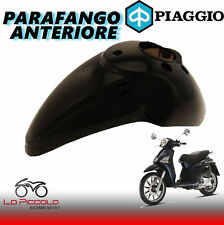 PARAFANGO NERO VERNICIATO PIAGGIO LIBERTY 50 / 125 / 200 2T / 4T DAL 2004
