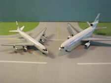 "GEMINI JETS ORBIS ""FLYING HOSPITAL"" DC-10 & DC-8 SET 1:400 SCALE DIECAST MODELS"
