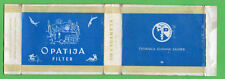 Old EMPTY cigarette pack old yugoslavia packet #451