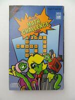 Mutanoid Math Challenge PC 1992 Radio Shack Video Game