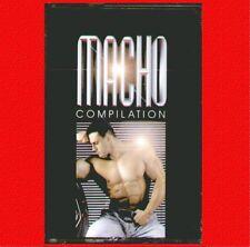 "COMPILATION "" MACHO "" MUSICASSETTA SIGILLATA  (MC K7)"