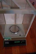 Mettler digital lab scale balance analytical AE166 AE  166 delta range