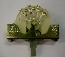 Auténtico (hecho en los e.e.u.u.) CRL 5-Way Interruptor - Strat etc