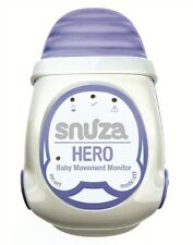 Brand New 2 x Snuza Hero SE Baby Movement Breathing Monitor perfect for twins!