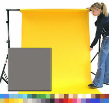 SEAL GREY Creativity Photographic Background Paper 1.35 x 11m Roll - 101204