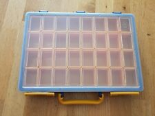 Nut and Bolt Storage Carry Cases. 32 Compartments. Free UK Delivery.