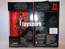 "IN HAND HASBRO STAR WARS Solo Black Series 6"" inch 71 VAL Vandor-1 action figure"