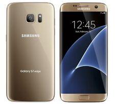 Samsung Galaxy S7 edge SM-G935P   32GB -Gold Sprint 9/10
