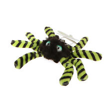 NICI Spider Stuffed Animal Plush Insect Beanbag Key Chain 4 inches