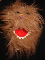 The Dark Crystal - FIZZGIG - Plush/Stuffed Animal - NEW w/ Tag -Toy Vault - RARE