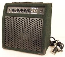 Johnson JA-015 RepTone 15-Watt Practice Electric Guitar Combo Amp w Overdrive