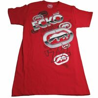 Ecko Unltd. Unlimited Men's Fast Frontier Logo Printed Graphic Tee T-Shirt
