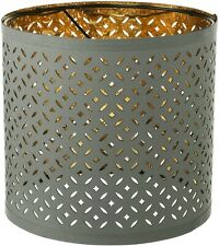 "Ikea NYMÖ NYMO Lamp Shade Green Brass 9"""