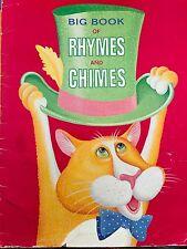 Teacher Big Book BIG BOOK OF RYYMES & CHIMES Kindergarten 1st SHARED READ