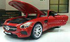 Voitures miniatures bleus pour Mercedes