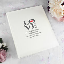 Personalised Love Album with Sleeves | Cellini Albums  # 1