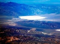 Area 51 Groom Lake PHOTO Aerial View,UFO, Military Testing,Secret Aircraft