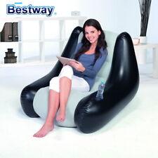Bestway Inflatable Blow Up Waterproof Gaming Camping Lounge Chair Sofa Bean Bag1