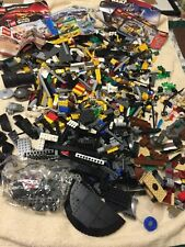 5 POUNDS of LEGOS+ Instruction Books+ MINI FIGURES+BASE ~Star Wars +More Series