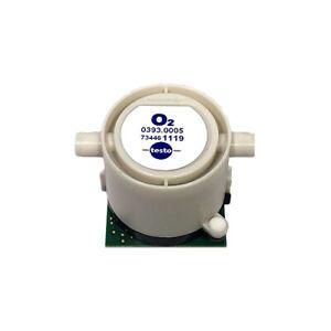 Testo 0393 0005 Replacement O2 Sensor for Model 320
