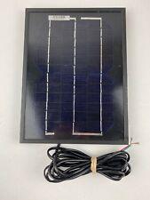 Instapark Photovoltaic Module Type SYP5S-M 5 watt Mono-Crystalline Solar Panel