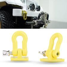 2pcs 1:10 Scale Trailer Hooks Aluminium for RC Car Crawler Truck Part 5