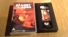 Planet Of The Apes (1967) UK VHS VIDEO 1999 Charlton Heston Roddy McDowall THX