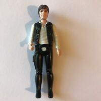 Vintage 1977 Star Wars Han Solo Action Figure Hong Kong Figure Only No Weapon