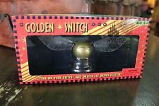 Wizarding World Of Harry Potter Quidditch Golden Snitch Universal Moves