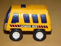 "VINTAGE TOY  3 1/4""  LONG BUDDY L  METAL SCHOOL BUS"