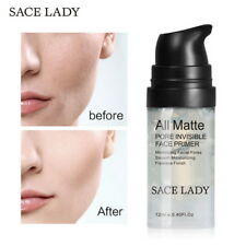 NEW Lady Face Primer Base Matte makeup Natural oil control Facial Foundation Gel