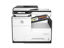 HP PageWide Pro 477dw Multifunction Color Printer