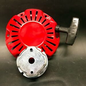 REPLACEMENT PULL START STARTER RECOIL AND CUP HONDA ENGINE GX100 G100