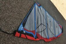 """Ezzy Wave Special Edition 6.0 Windsurfing Sail '07, """"A"""" condition."""