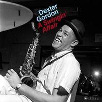 Dexter Gordon - Swingin Affair [New Vinyl LP] Bonus Tracks, Gatefold LP Jacket,