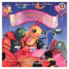Miss Spiders Tea Party Pc Mac Brand New Sealed Free US Shipping XP