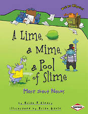 A Lime, a Mime, a Pool of Slime: More About Nouns-ExLibrary