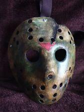 Friday the 13th  pre-uber Jason x custom made mask