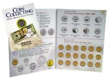 Whitman Coin Collecting Merit Badge Coin Folder Scouts Scouting #946