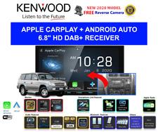 Kenwood DDX9020DABS Stereo Upgrade To Suit Toyota Prado 95 Series 1996-2002