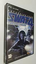 Swat 4 the Stetchkov syndicate - Pc