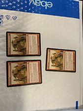 MTG Magic Goblin Lore X3 Tenth Edition NM